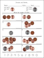17 Best ideas about Money Worksheets on Pinterest | Teaching money ...