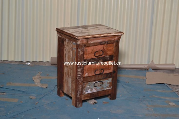 I'm selling RECLAIMED LITTLE NIGHT STAND - CA$179.00 #onselz