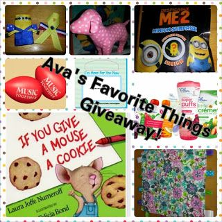 1st Birthday Favorite Things Giveaway! #baby #contest #giveaway