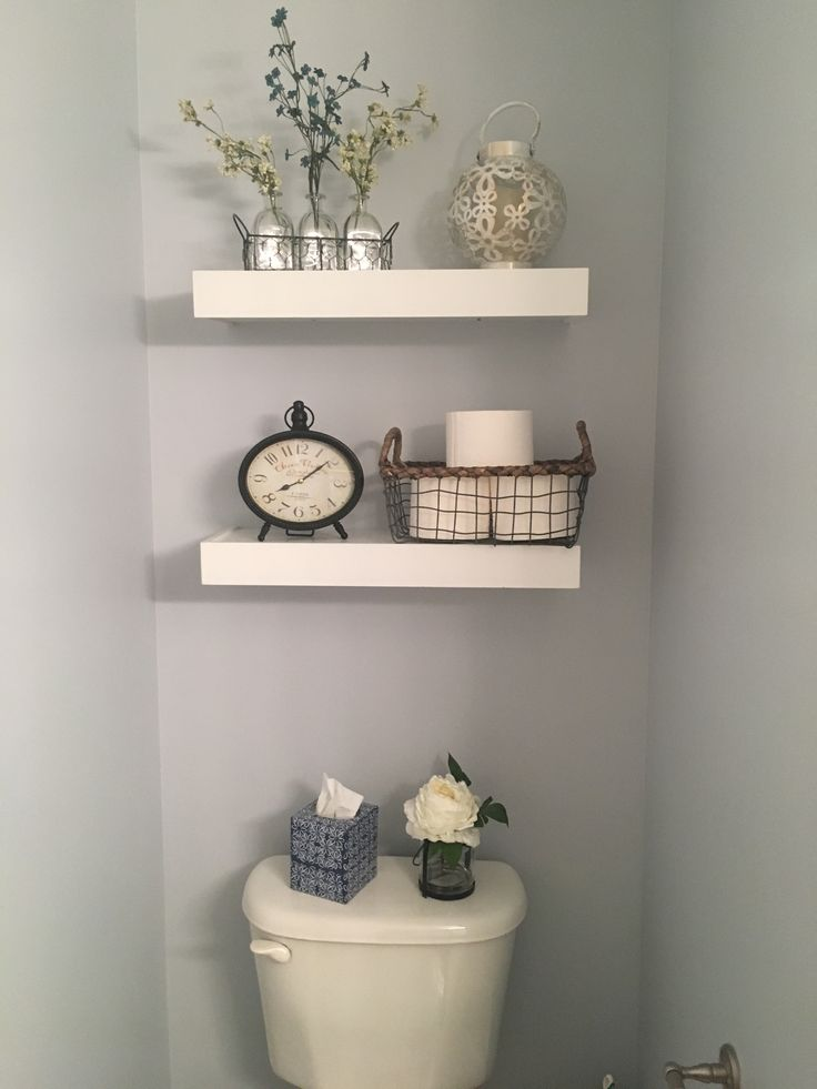 Bathroom Shelves   – For the Home