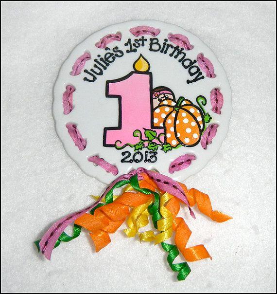 Celebration Ceramic Tag Badge & Ornament  3 by SerendipityCrafts, $20.00