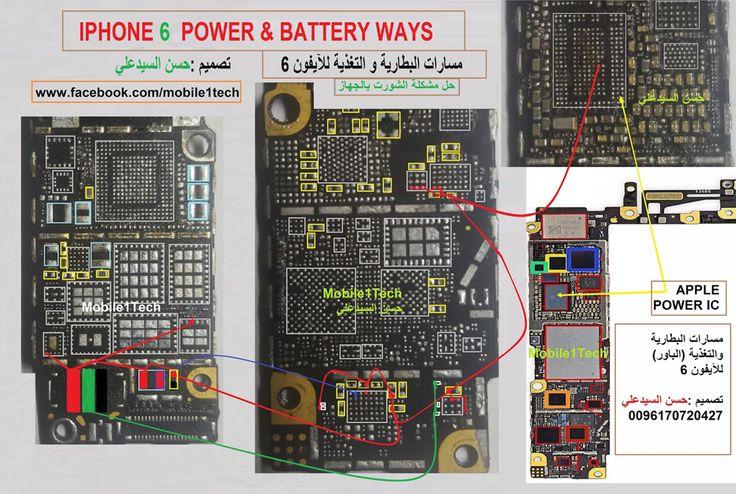 iphone 6 battery connector terminal jumper ways download. Black Bedroom Furniture Sets. Home Design Ideas