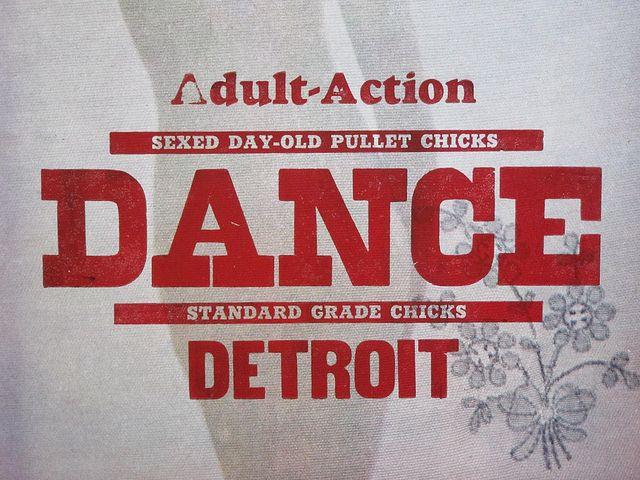 Adult Action Dance