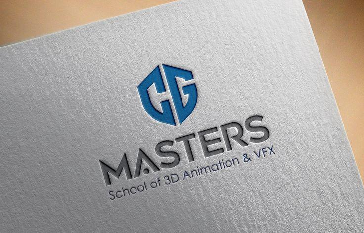 3D animation College Logo Modern, Bold Logo Design by Afhama Studios