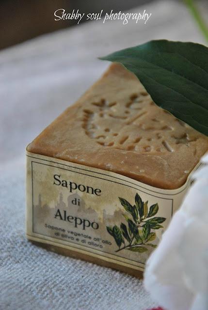 Beautiful classic aleppo soap