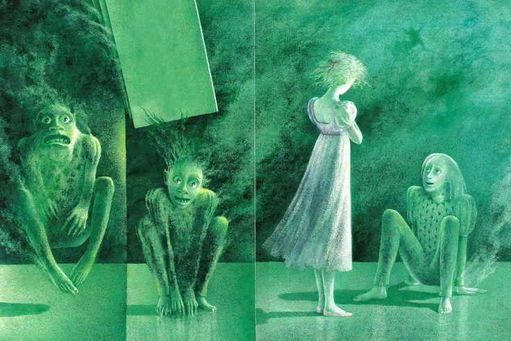 Binette Schroeder , The Frog Prince