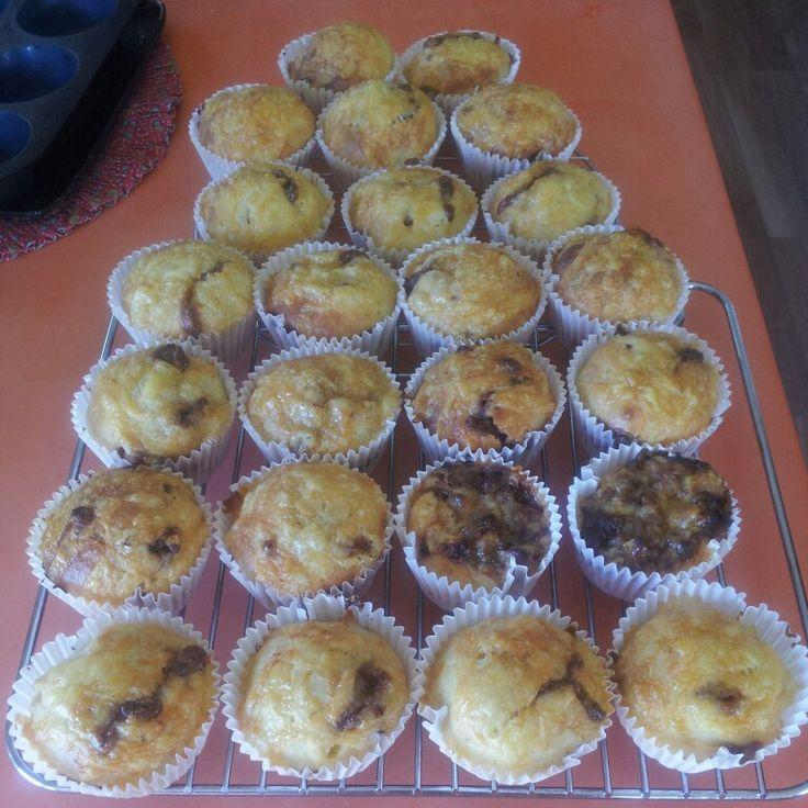 Meat Pie Muffins