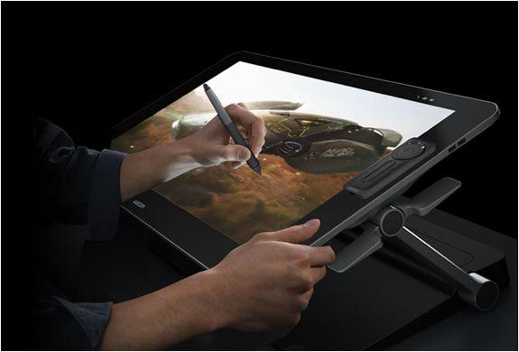 Cintiq 27QHD Touch Tablet $2799 #gadget