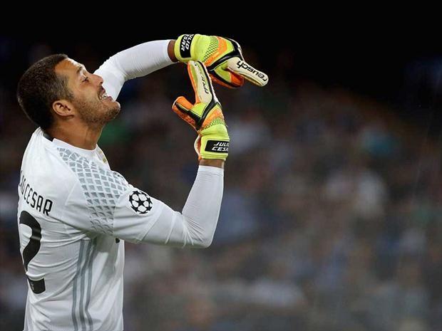 Flamengo aguarda 'oportunidade de mercado' para trazer goleiro. Júlio César é alvo