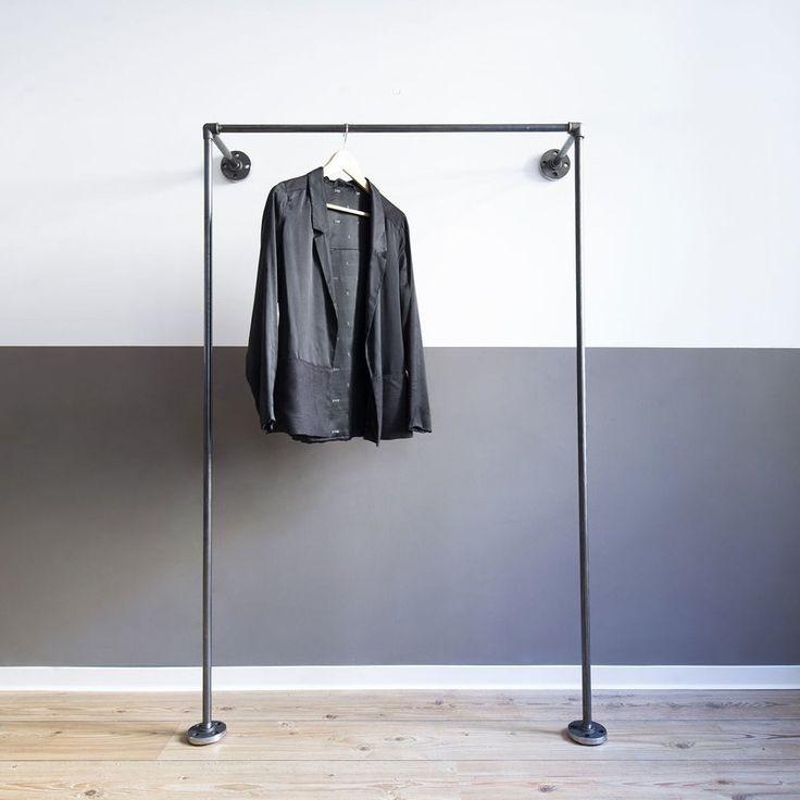 Offener Kleiderschrank · Offene Garderobe   MONO LOW