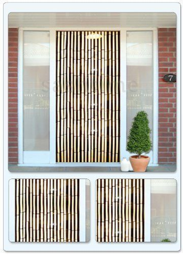 Wooden Door Blinds
