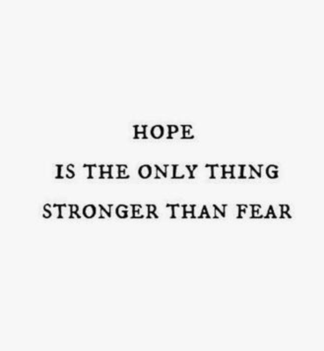 HOPE. @alimatthews88