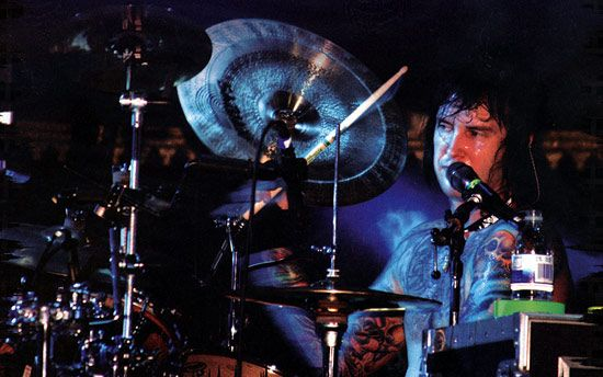 "Drummerworld: Jimmy ""The Reverend"" Sullivan"