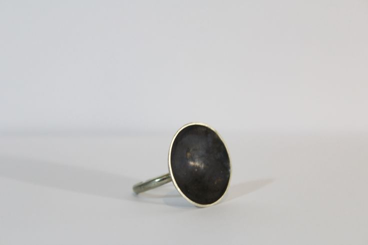 Black Lake Ring  #etsy #fashion #women #jewelry #ring #handmade