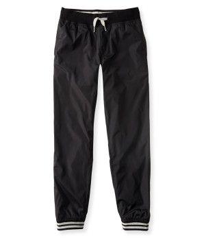 Niños & # 39;  Alineado Pantalones rompevientos basculador -