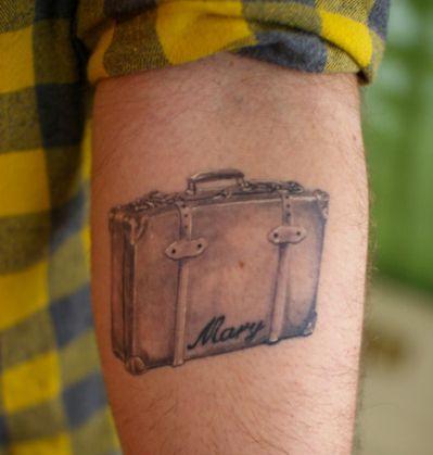 52 best Tattoo Ideas images on Pinterest | Travel, Travel tattoos ...