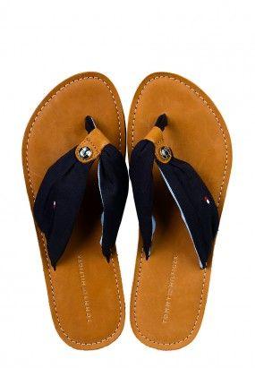 Klapki i sandały Japonki  - Tommy Hilfiger - Japonki Monica