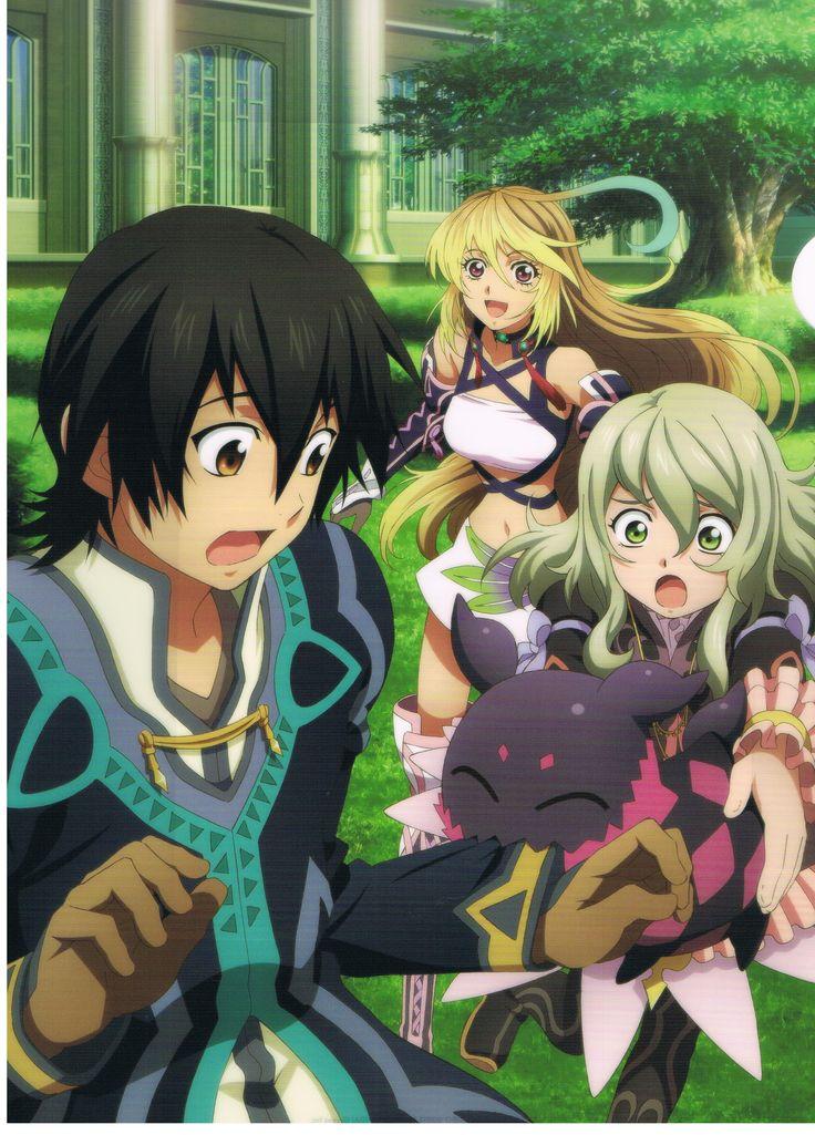 tales+of+xillia+jude+anime   Namco, Tales of Xillia, Jude Mathis