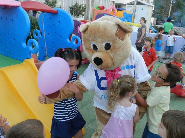 Lulu alle feste dei bambini