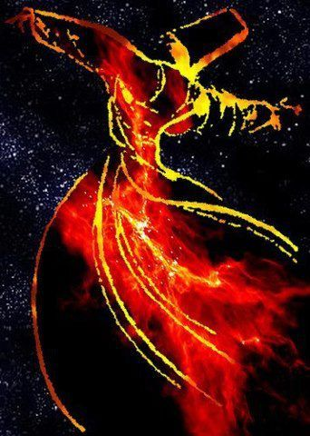 """Love lit a fire in my chest, anything that was not Love left."" ~~Rumi~~"