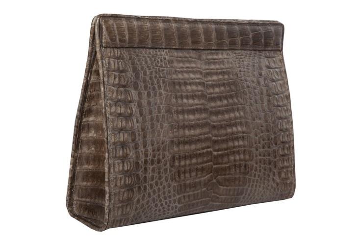 CASHHIMI | Worth shoulder bag | Crocodile (it's all in the details)