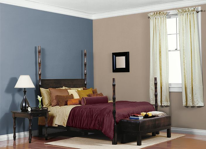 This The Project Created Behr Used These Colors Brown Teepee Windsor