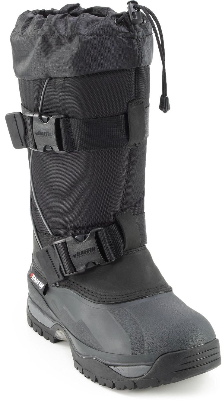Built for extreme winter conditions, the Baffin Impact winter boots are comfort-rated down to -148°F. #REIGifts
