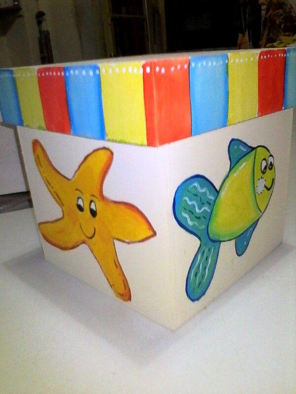 Caja marina
