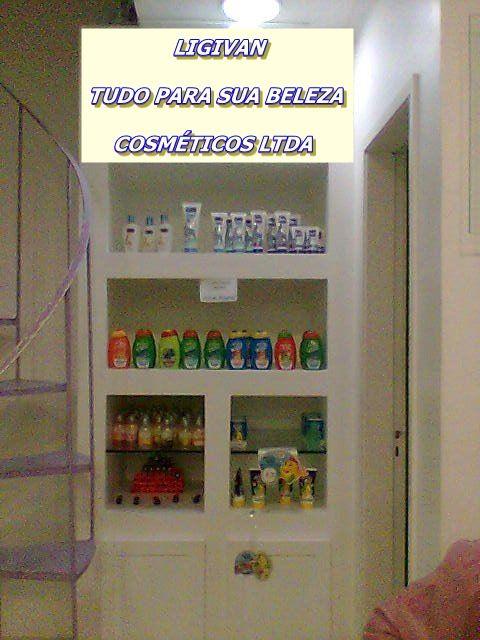 Ligivan Cosméticos, Suprimentos de Beleza e Cosméticos,entregamos a Domicilio seu produto acima de R$100,00 (85)87705455 (85)96842607. (85) 8770-5455 Av.Contorno Leste Bl.56 apto.21C Nova Metropole Caucaia Brasil