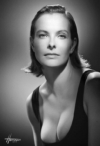 Carole Bouquet © Studio HARCOURT