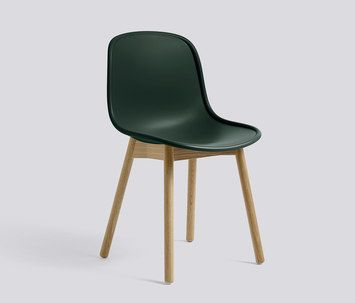 Neu Chair von Hay bei Mathes Wohnen | Office | Licht: Neu10 / Neu10 Upholstery  Upholstery with a swivel base is a version with a ...