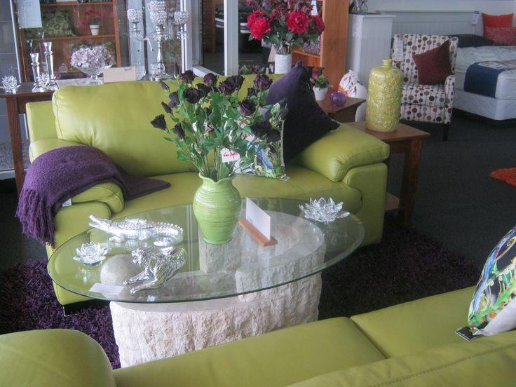 Lounge Suite at our Van Dyks Cambridge Store  http://www.vandyks.co.nz