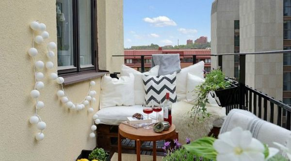 Llena de vida tu balcón también en invierno | Decoración