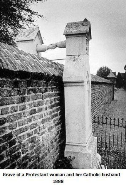 Interesting gravestones