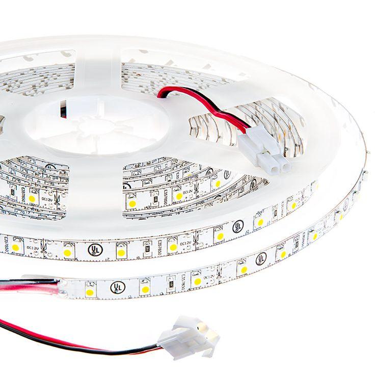LED Strip Lights - 12V LED Tape Light with LC2 Connector - 114 Lumens/ft. | Top Emitting LED Strip Lights | LED Strip Lights - Single Color | LED Strip Lights & LED Bars | Super Bright LEDs