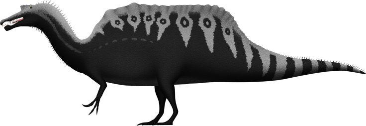 Spinosaurus aegyptiacus by brolyeuphyfusion9500.deviantart.com on @DeviantArt