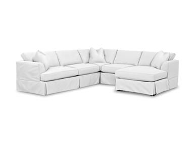 Shop for Klaussner Bentley Sectional D92100-FAB-SECT and other Living Room  sc 1 st  Pinterest : bentley leather sectional - Sectionals, Sofas & Couches