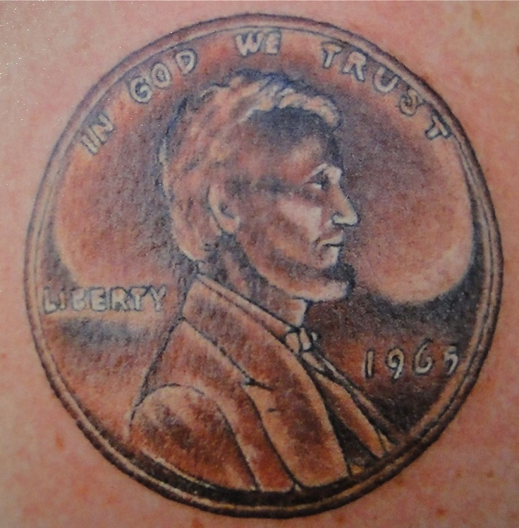 1000 images about coin currency tattoos on pinterest for 20 dollar tattoos