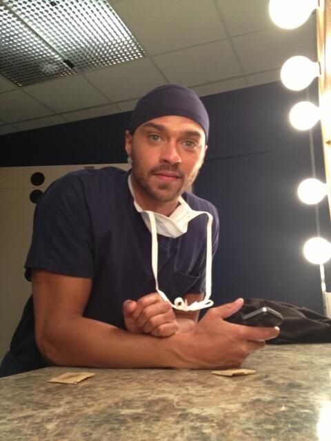Jesse Williams Heck yeah....we need a new doc @ TCD... What do u think girls!?! @Laura Moser  @Amanda Pennington  @Tynisha Gaines  @Tracy Satterthwaite Stotelmyer  @Amy Gregory-Munson