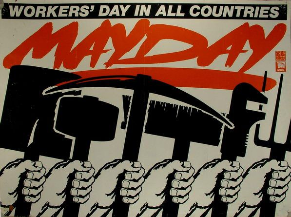 Labour 1st May International Worker's Day