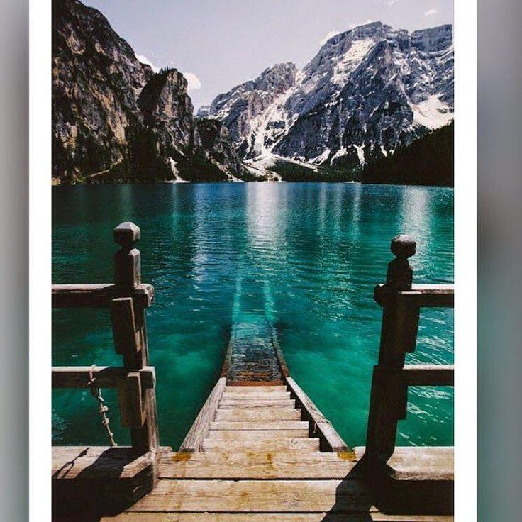 #beautiful travel destination #lagodibraies #italy #lake #lakebraies #braies #italia #italyiloveyou #europe #euro #eurotour #eurotrip #travel #travelgram #instatravel #instadaily #wanderlust #travelphotography #photooftheday #instagood #instaphoto #beach #sea #couple #love #bagpacker #traveling #travelingram #traveler by incredible_travelers