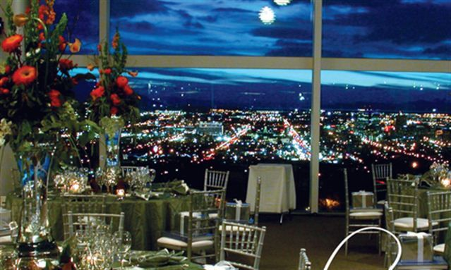 The Tower At Rice Eccles Stadium Salt Lake City Utah Wedding Venue Brideaccess