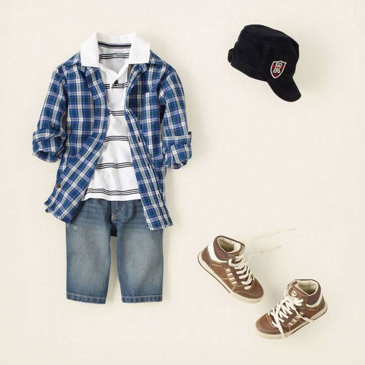 boy – outfits – polo player – check the deck | Children's Clothing | Kids Cl…   – boys styles – #Boy #boys #check #children39s #cl