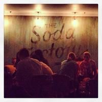 The Soda Factory, Surry Hills