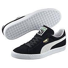 La PUMA Suede, la chaussure la plus renommée et la plus adorée parmi toutes les chaussures PUMA, se trouve à juste titre au sommet de l'échelle des favorites.