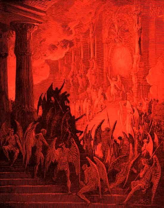 Drawings Of Satan And Demons Demons 133 316 666