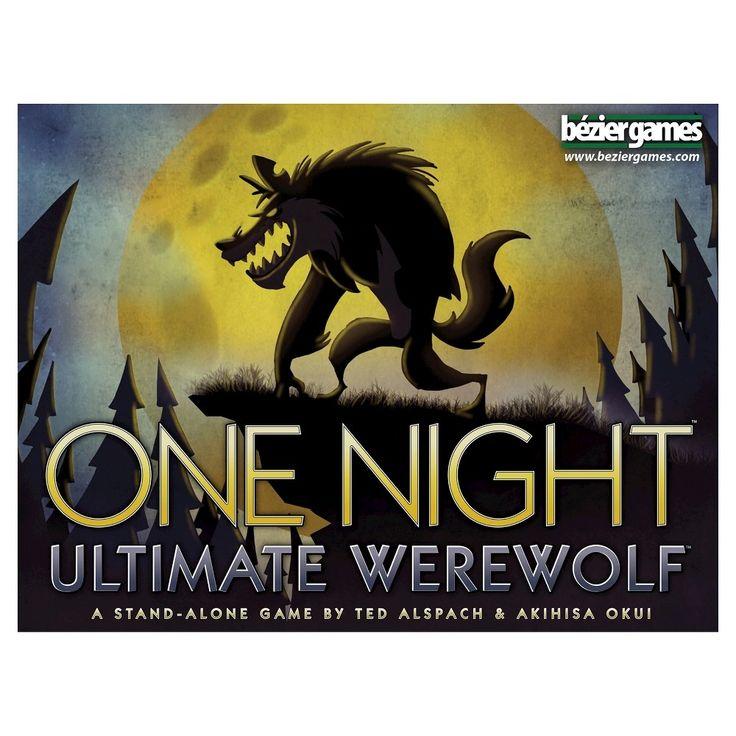 Bezier Games: One Night Ultimate Werewolf Game