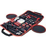 Household Hand Tools 86 Piece Tool Set With Roll-Up Bag by Stalwart (Hammer Wrench Set Screwdriver Set Pliers)  Great for the Home or Car