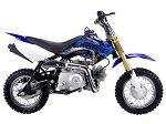 110cc 4 Stroke Dirt Bike- Free Commercial Shipping
