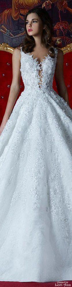 Toumajean Couture Bridal Spring 2016
